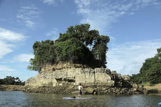 La Alajuela, Represa Madem Stand Up Paddle Day Tour