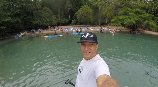 Portobelo Stand up Paddle Day Tour