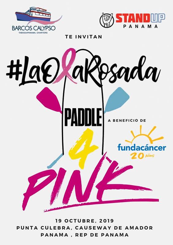 Paddle 4 Pink - Panama City, Panama