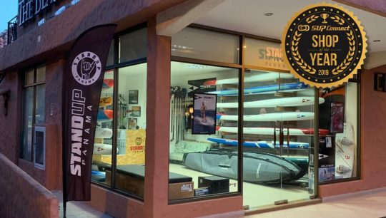 Standup Panama 2019 Sup Connect Shop of the Year