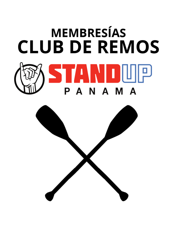 Membresía Club de Remos StandUp Panama