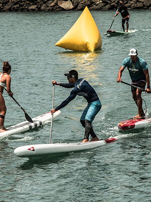 Paddleboards de Carrera