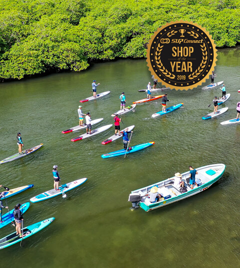 Caribbean SUP Day Tours Panama