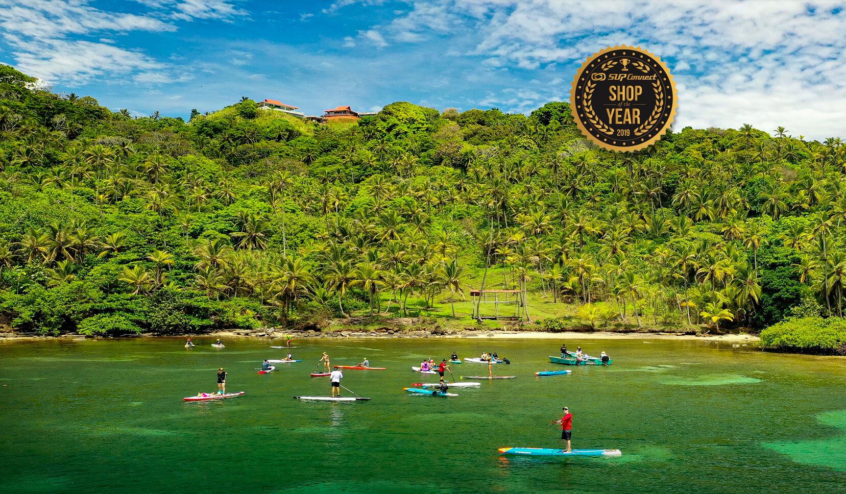 Panama Standup Paddle Destionation