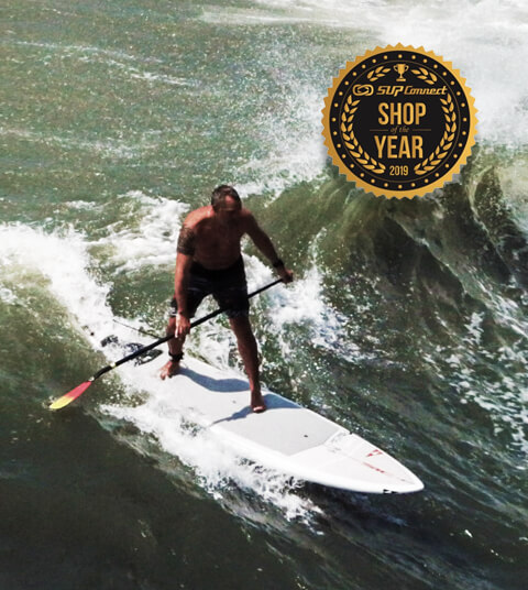 SUP Surf Panama
