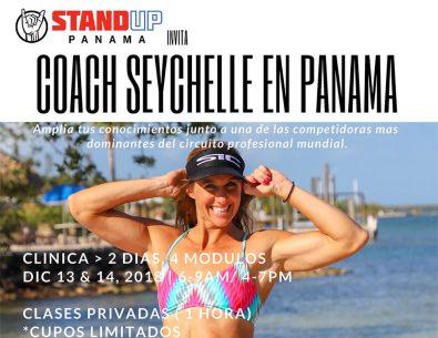 Seychelle en Panama SUP Clinic