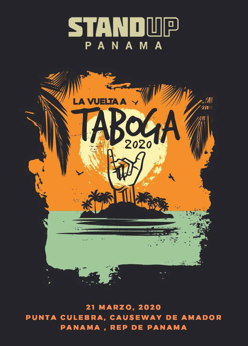 Tabogazo 2020 SUP Tour