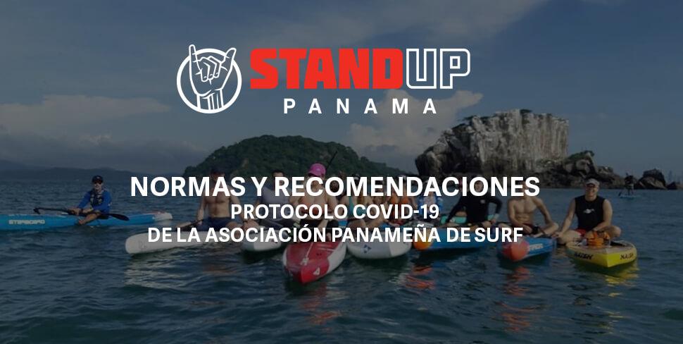 Protocolo COVID 19 Panama