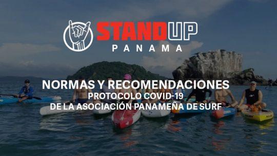 <center>Reapertura StandUp Panama Protocolo COVID 19</center>