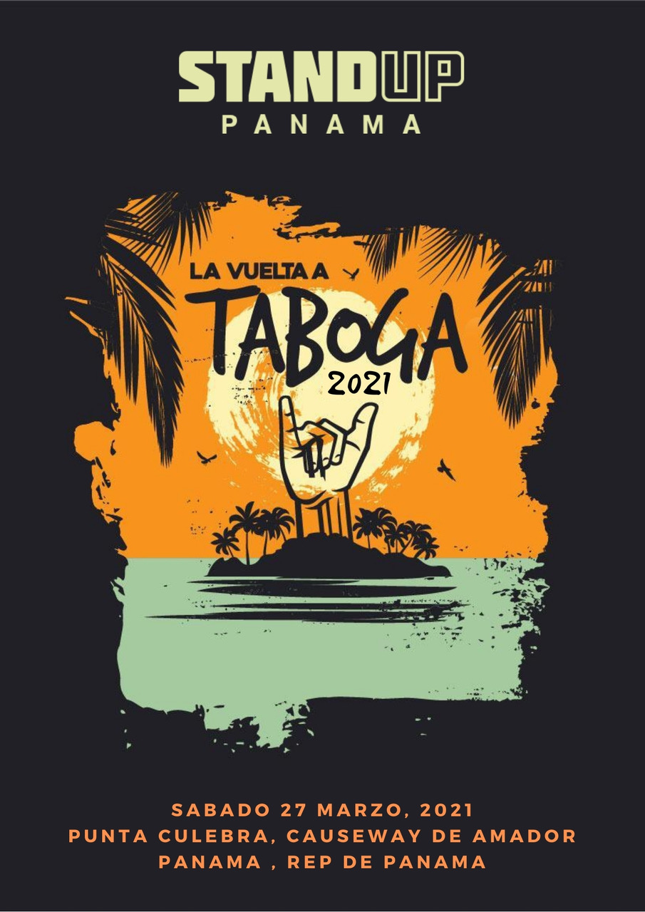 La Vuelta a Taboga 2021